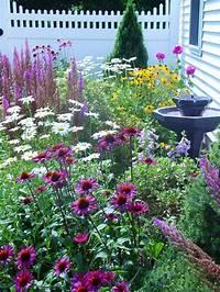 cottage garden plans Cottage-Style Landscapes and Gardens   DIY