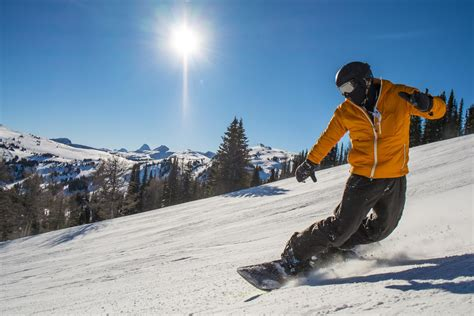 How to Turn Frontside and Backside on a Snowboard
