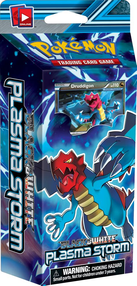 Pokemon Bw Plasma Storm Plasma Claw Theme Deck Pokemon