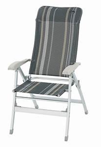 Fauteuil Haut Dossier : fauteuil alu dossier haut m m042g175 boutique supermarket caravanes vente de mobilier de ~ Teatrodelosmanantiales.com Idées de Décoration