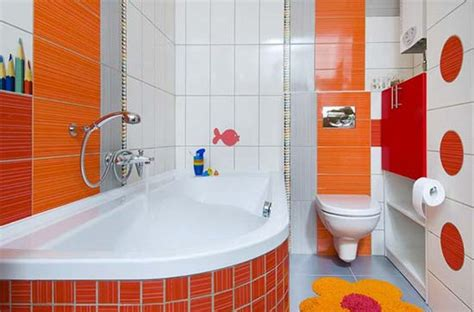 Kids Bathrooms : Kid-friendly Bathroom Design Tips