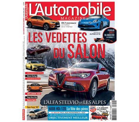 l automobile magazine l automobile magazine le plaisir de l auto sans concessions edigroup