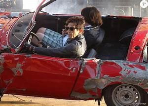 Film De Voiture : ben stiller et cyrus arnold tournent une sc ne d 39 accident de voiture pour le film zoolander 2 ~ Maxctalentgroup.com Avis de Voitures