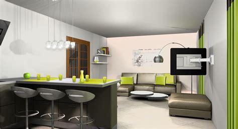 Idee Amenagement Cuisine Ouverte Sur Salon Idee Deco Cuisine Ouverte Sur Salon Qb76 Jornalagora