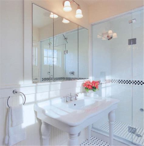 pedestal sink bathroom design ideas parisian pedestal sink cottage bathroom my home ideas