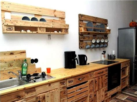 Küche Selber Bauen Aus Paletten by Kuche Selbst Bauen Wohndesign