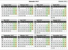 Kalender 1910 1921