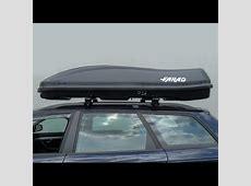FARAD roof box MARLIN F3 680L black