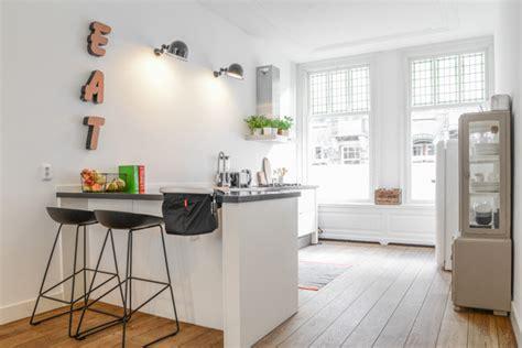 cuisine style nordique cuisine style nordique une cuisine inspire par le style scandinave rustique et moderne