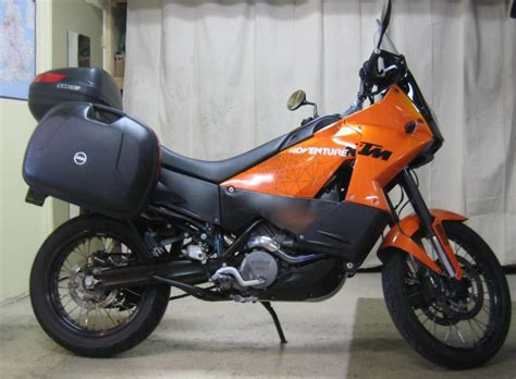 2010 Ktm Adventure 990 Dual Sport For Sale On 2040motos
