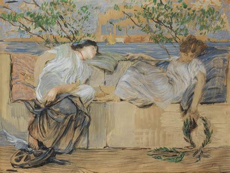 ettore tito art italian artist painting