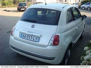 Fiat 500 D Occasion : fiat 500 1 3 diesel 2009 occasion auto fiat 500 ~ Medecine-chirurgie-esthetiques.com Avis de Voitures