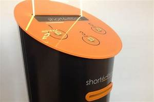 Vending machines that dispense short stories instead of snacks for Short edition vending machine