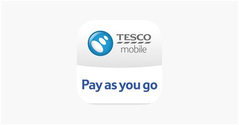 Tesco Mobile by Tesco Mobile Pay As You Go On The App Store
