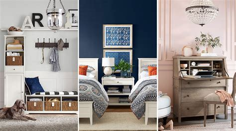 Pottery Barn Fall Winter 2018 Paint Colors