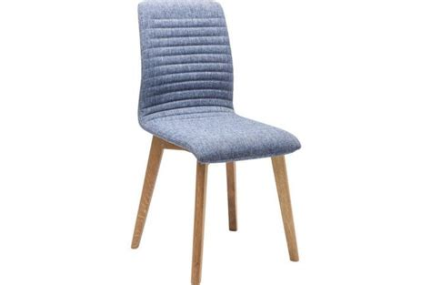 chaise et bleue chaise bleue en tissu design sur sofactory