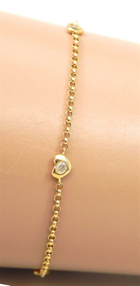 Ladies 14k Yellow Gold Diamonds Heart Anklet  Bright Jewelers. Gold Diamond Wedding Band. Unique Wood Watches. Star Sapphire Rings. Large Gold Bangle. Precious Stone Earrings. Huge Engagement Rings. 10k Gold Rings. Crystal Ball Necklace