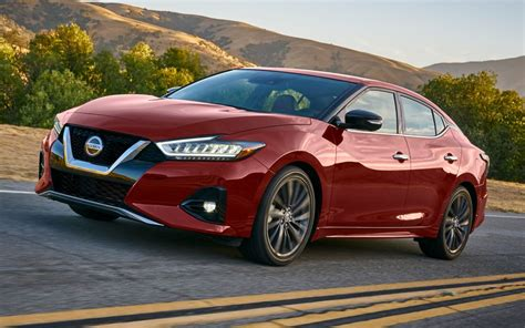 2019 Nissan Maxima Facelift Gets Expanded Safety Kit