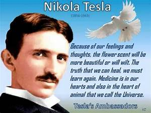 Nikola Tesla Quotes On God. QuotesGram
