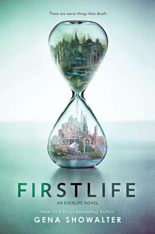 firstlife everlife   gena showalter reviews