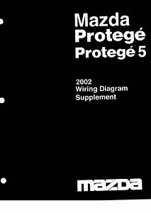 Mazda Protege 2002 Misc Documents Wiring Manual Pdf