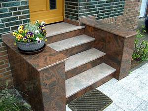 Granit Treppen Außen : au entreppe aus granit marmor naturstein in oberhausen ~ Eleganceandgraceweddings.com Haus und Dekorationen