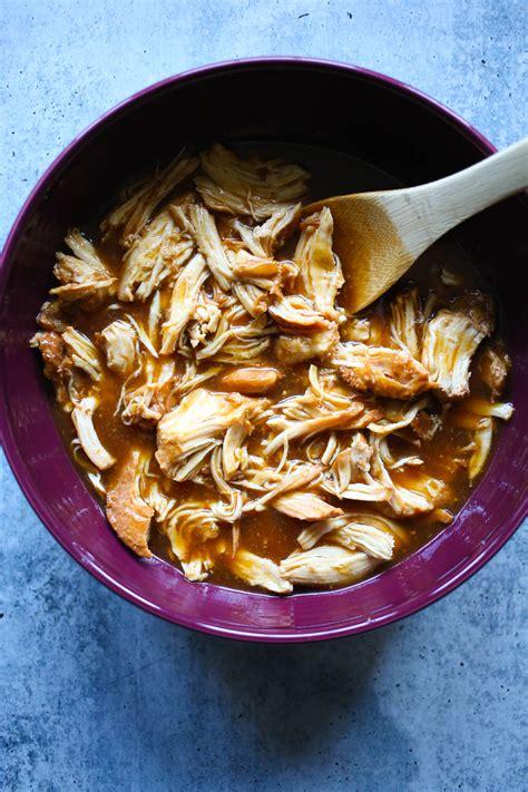 chicken garlic slow cooker honey rice tyson cook serve