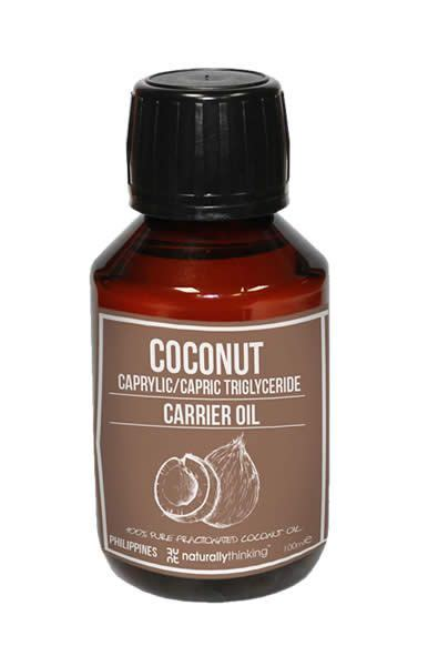 coconut carrier oil greenhouse therapies