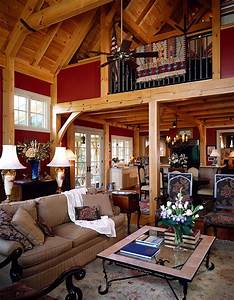 Mill, Creek, Designed, Timber, Frame, Great, Rooms
