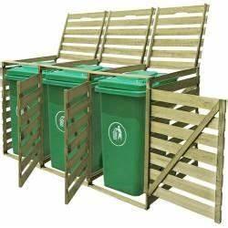 Mülltonnenverkleidung Selber Bauen : m lltonnenboxen in 2020 m lltonnenbox ~ Watch28wear.com Haus und Dekorationen