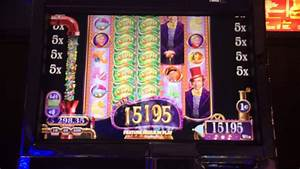 Willy Wonka Slot Machine Bonus - Wild Reels - BIG WIN ...