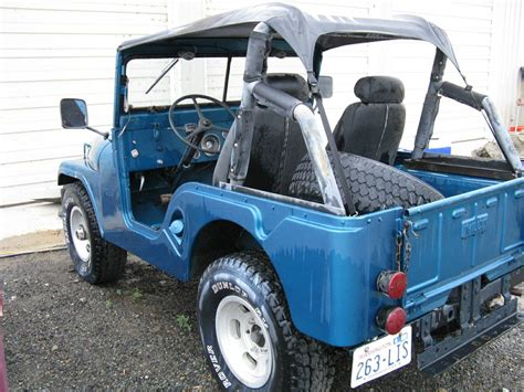 willys cj blue jeep  sale  yakima wa