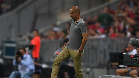 Pep Guardiola's first game as Manchester City boss: Five ...