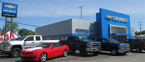 Fernelius Chevrolet In Rose City  West Branch And Bay