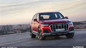 Taken To The Next Level  New Edition Of The Audi Q7