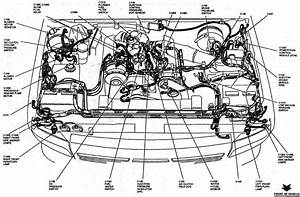 5 Best Images Of 1995 Ford F -150 Engine Diagram
