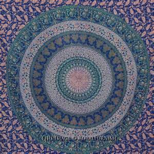 Mandala Indian Tapestry Hippie