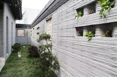 3d Druck Gebäude by Winsun K 246 Nnte Trumps Mauer Zu Mexiko F 252 R Geringere Kosten