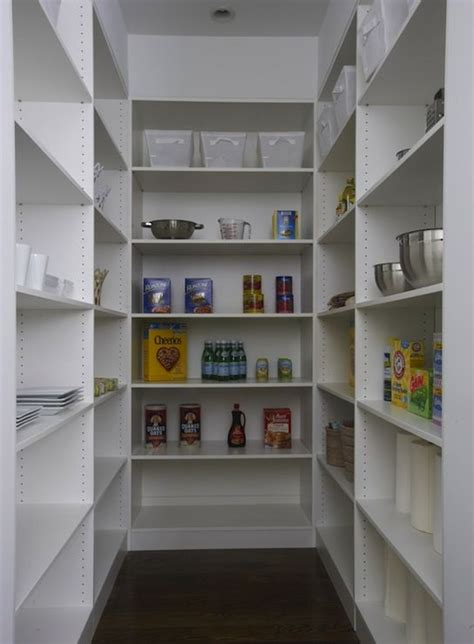 suzie lynn morgan design  shaped pantry  white