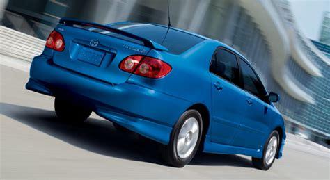 2008 Toyota Corolla Mpg by 2008 Toyota Corolla Conceptcarz