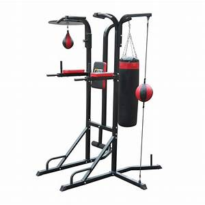 5 In 1 Speed Ball Punching Bag Pull Up Boxing Stand Buy
