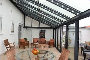 Veranda Style Atelier : v randa atelier style industriel ~ Melissatoandfro.com Idées de Décoration