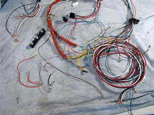 Kitchenaid Convection Microwave Oven Complete Wire Wiring