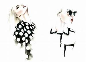 António Soares Fashion Illustrations   Trendland