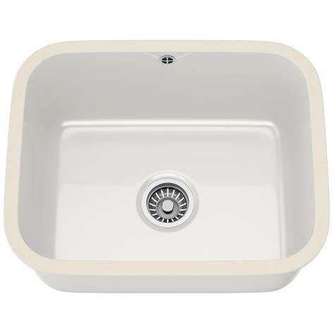 ceramic undermount kitchen sink franke v and b vbk 110 50 ceramic 1 0 bowl undermount