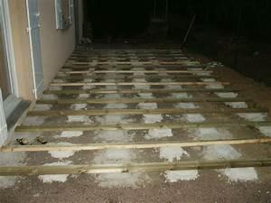 Pose Lame De Terrasse Composite Sans Lambourde : pose lame terrasse composite sur dalle beton sans ~ Premium-room.com Idées de Décoration