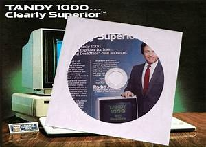 2  Tandy 1000 Computer Manuals Guide To Tandy 1000