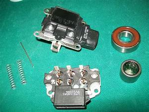 Ford Motorcraft 2g Iar Alternator Kit 1985 To 1994