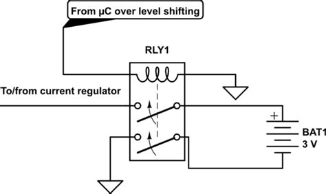 Relay Minimum Switching Voltage Electrical Engineering