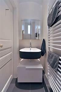 Salle D Eau 2m2 : mini salle de bains maxi confort c t maison ~ Dailycaller-alerts.com Idées de Décoration